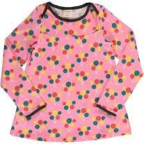 Maxomorra Party Balloon LS Flare Top