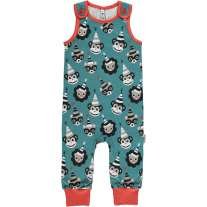 Maxomorra Party Dungarees