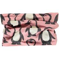Maxomorra Penguin Family Tube Scarf