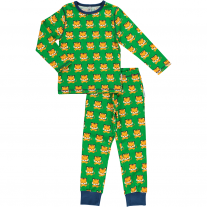 Maxomorra Tiger LS Pyjamas