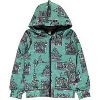 Maxomorra Townhouse Hooded Cardigan