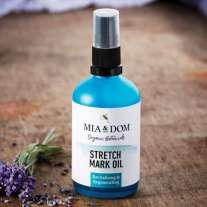 Mia & Dom Stretch Mark Oil