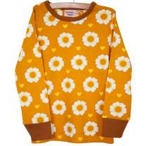Moromini 70's Flowers LS Sweater