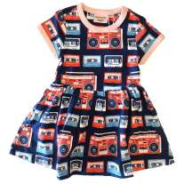 Moromini Boomblaster SS Twirly Dress