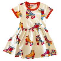 Moromini Roller Disco SS Twirly Dress