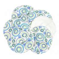 Imse Vimse Orbit Print Breast Pads 3 Pairs