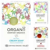 Organii Organic Soap 100g