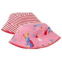 Piccalilly Appleby Stripe Reversible Hat