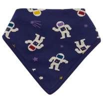 Piccalilly Astronaut Bandana Bib