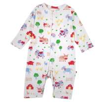 Piccalilly Romper - Barrel Sykes Farmyard