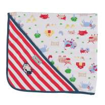 Piccalilly Blanket - Barrel Sykes Farmyard