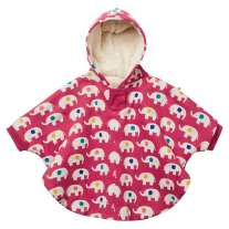 Piccalilly Elephant Poncho