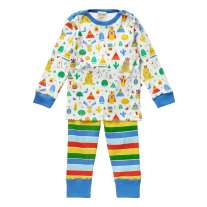 Piccalilly Little Langdale Stripe Pyjamas