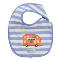 Piccalilly Little London Reversible Bib