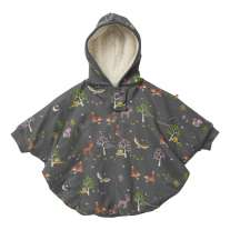 Piccalilly Winter Woodland Poncho