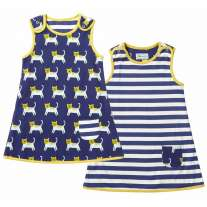 Piccalilly Hello Tiger Reversible Dress