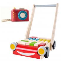 Plan Toys Baby Walker & Camera