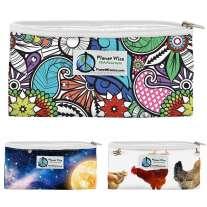 Planet Wise Zip Snack Bag