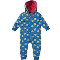 Frugi Happy Daisy Snuggle Suit