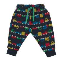 Frugi Traffic Jam Snuggle Crawlers