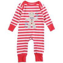 Piccalilly Gingerbread Applique Playsuit