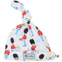 Piccalilly Marching Band Knotted Baby Hat