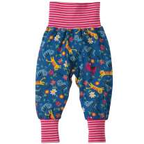 Frugi Skippy Kitty Parsnip Pants