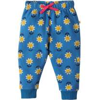 Frugi Happy Daisy Snuggle Crawlers