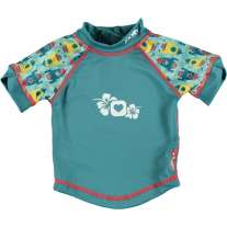 Pop-In Rash Vest - Rockets