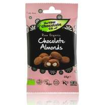 Chocolate Almond Snack Pack 25g - Raw Chocolate Company