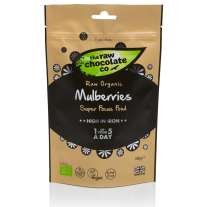 Mulberries Pouch (Plain) 150g - Raw Chocolate Company