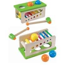 Selecta Battino Hammer Toy