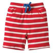 Frugi Hippo Little Stripey Shorts