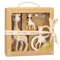 Sophie the Giraffe So Pure Trio Set
