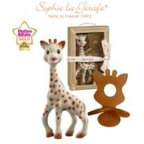 Sophie the Giraffe & Teether Set