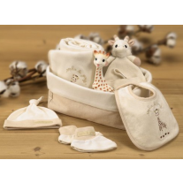 So Pure Sophie the Giraffe Gift Set