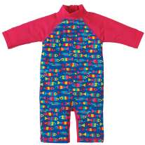 Frugi Festival Fish Sun-Safe Suit