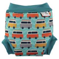 Pop-in Swim Nappy 2016 - Green Camper