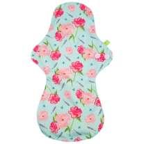 Fern Heavy Menstrual Pads - Floral