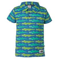 Frugi Crocs Penwith Polo Shirt
