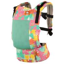 Tula Free to Grow Baby Carrier - Coast Paint Palette