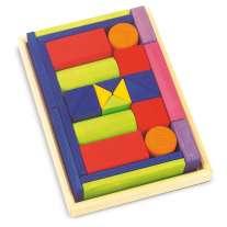 Glückskäfer 27-Piece Small Provence Blocks