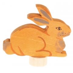 Grimm's Sitting Rabbit Decorative Figure