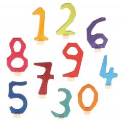 Grimm's Decorative Numbers
