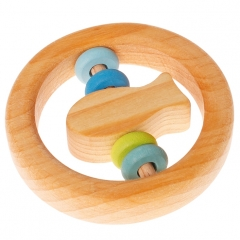 Grimm's Grasping Toy Fish With Discs