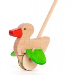 Bajo Duck Push Along