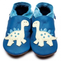 Inch Blue Buttermilk Dino Blue Shoes
