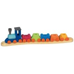 Gluckskafer Birthday Train