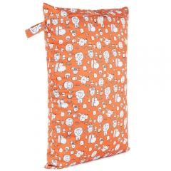 Baba + Boo Large Nappy Bag - Forest Foragers