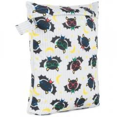 Baba + Boo Small Nappy Bag - Bats